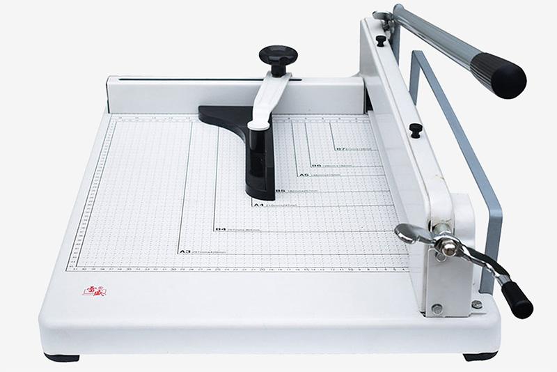 重型厚层切纸机A3